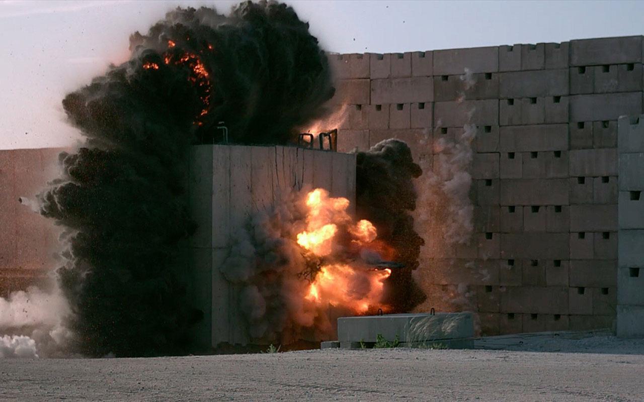 Türkiye'nin yeni uçak bombası SARB-83'ün testiyle ilgili çarpıcı sonuçlar