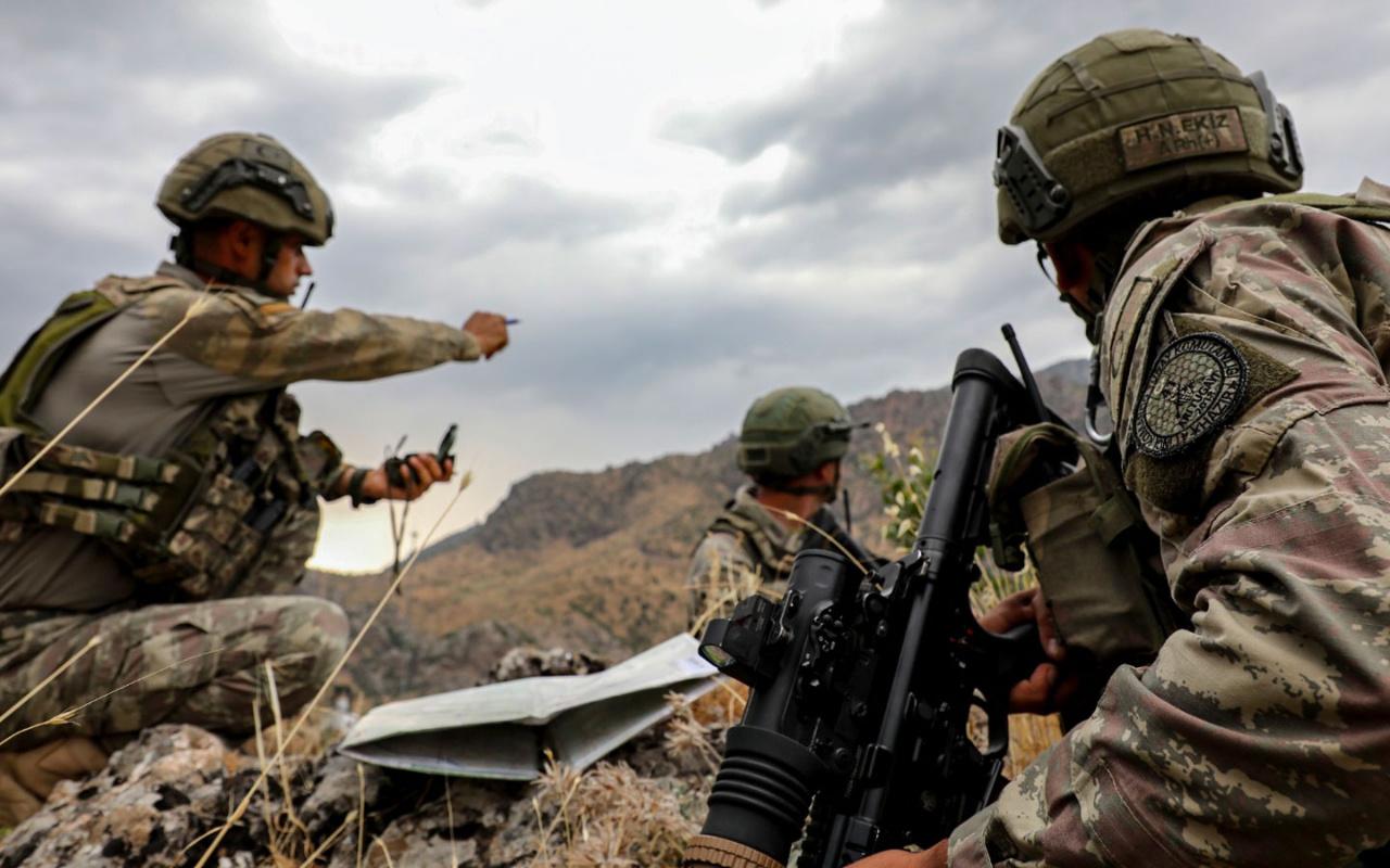 Türkiye'den Irak'a terörle mücadelede iş birliği mesajı