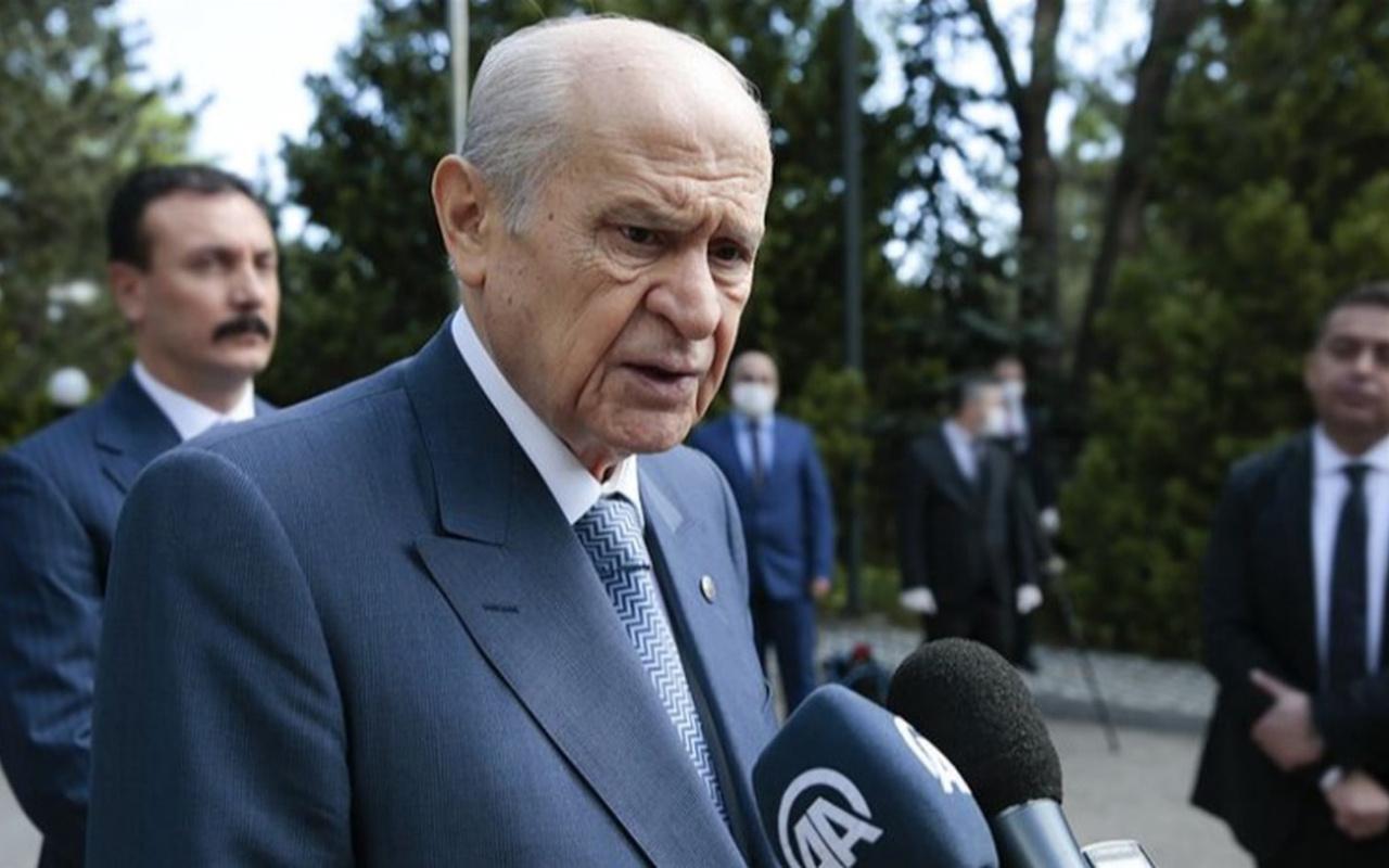 Devlet Bahçeli'den Dağlık Karabağ açıklaması! Şuşa'da ilkokul yapılması talimatı verdi