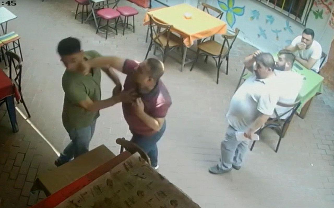 Aydın'da avukatın eski müvekkiline attığı yumruk boks maçında atılmıyor