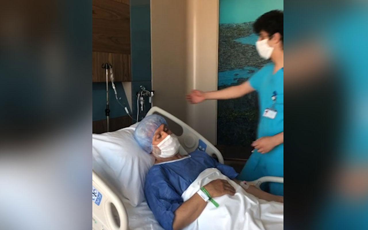 Talat Bulut sevenlerini korkuttu! Ameliyata gidişini böyle yayımladı