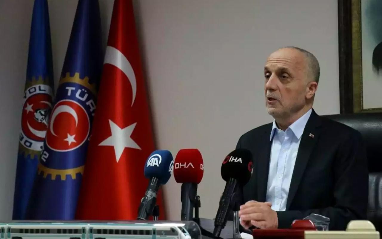Türk-İş yeni kıdem tazminatı TES için toplanıyor 81 ilde düzenlenecek