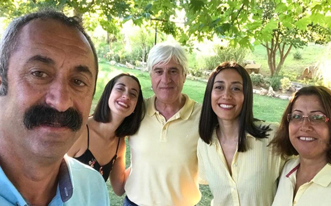 Tunceli Belediye Maçoğlu'nun eşi ve kızı da corona virüs'e yakalandı