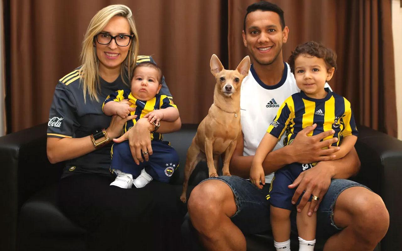 Fenerbahçe'nin eski yıldızı Josef de Souza korona oldu