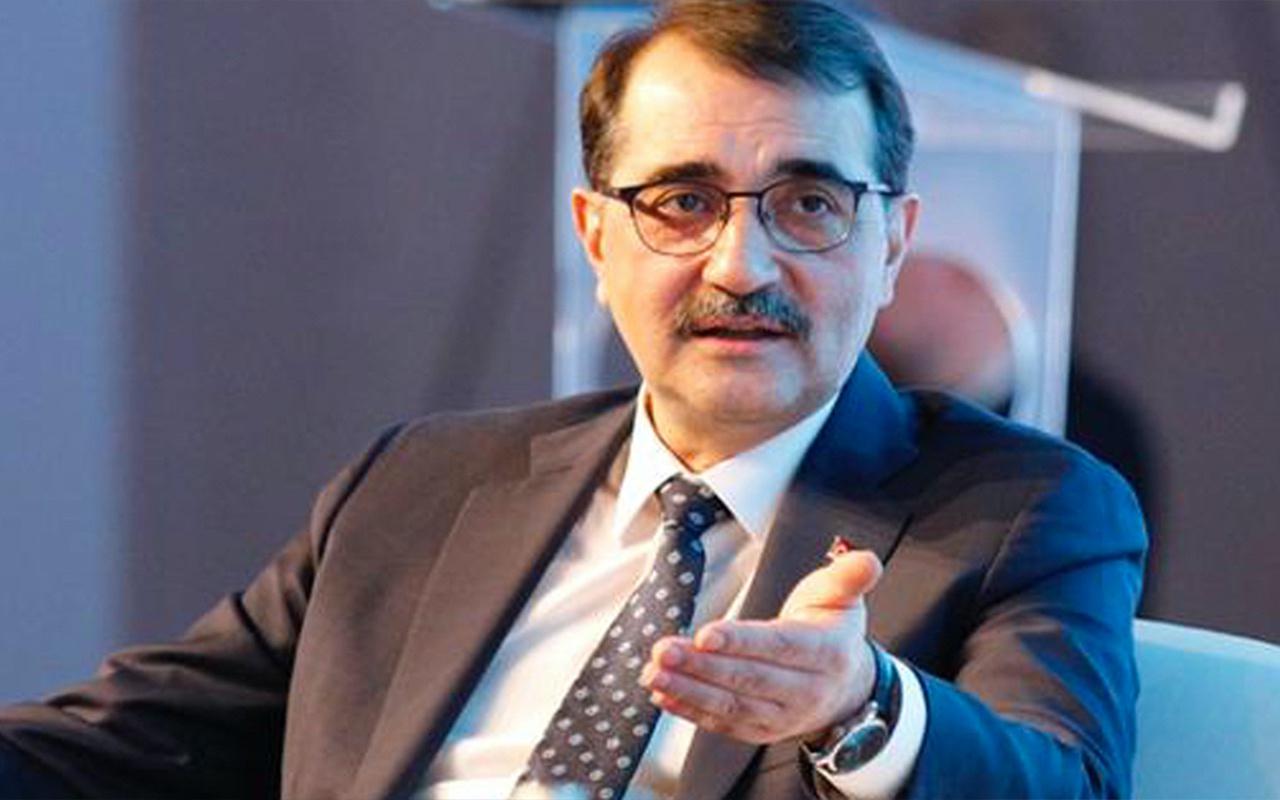 Bakan Fatih Dönmez Türkiye'nin yeni altın hedefini açıkladı