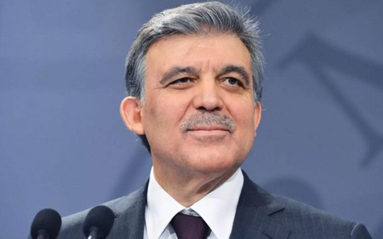 Abdullah Gül'den dikkat çeken Filistin paylaşımı! İslam ülkelerine çağrı yaptı