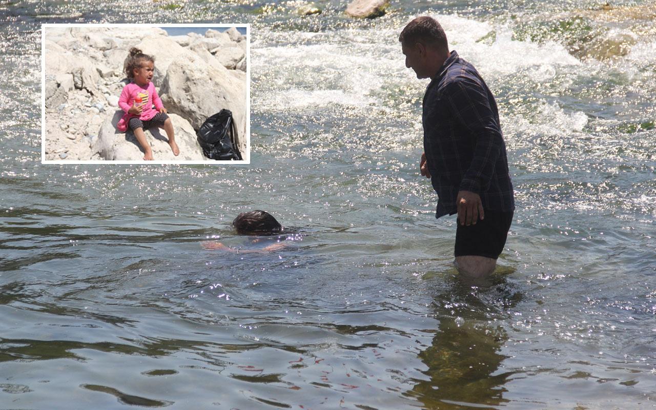 Adana'da 3 yaşındaki torununun gözü önünde kendini öldürmeye kalktı
