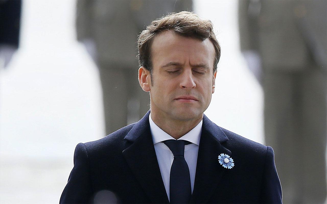 Macron yerel seçim hezimetiyle cumhurbaşkanlığı seçimleri öncesi büyük yara aldı