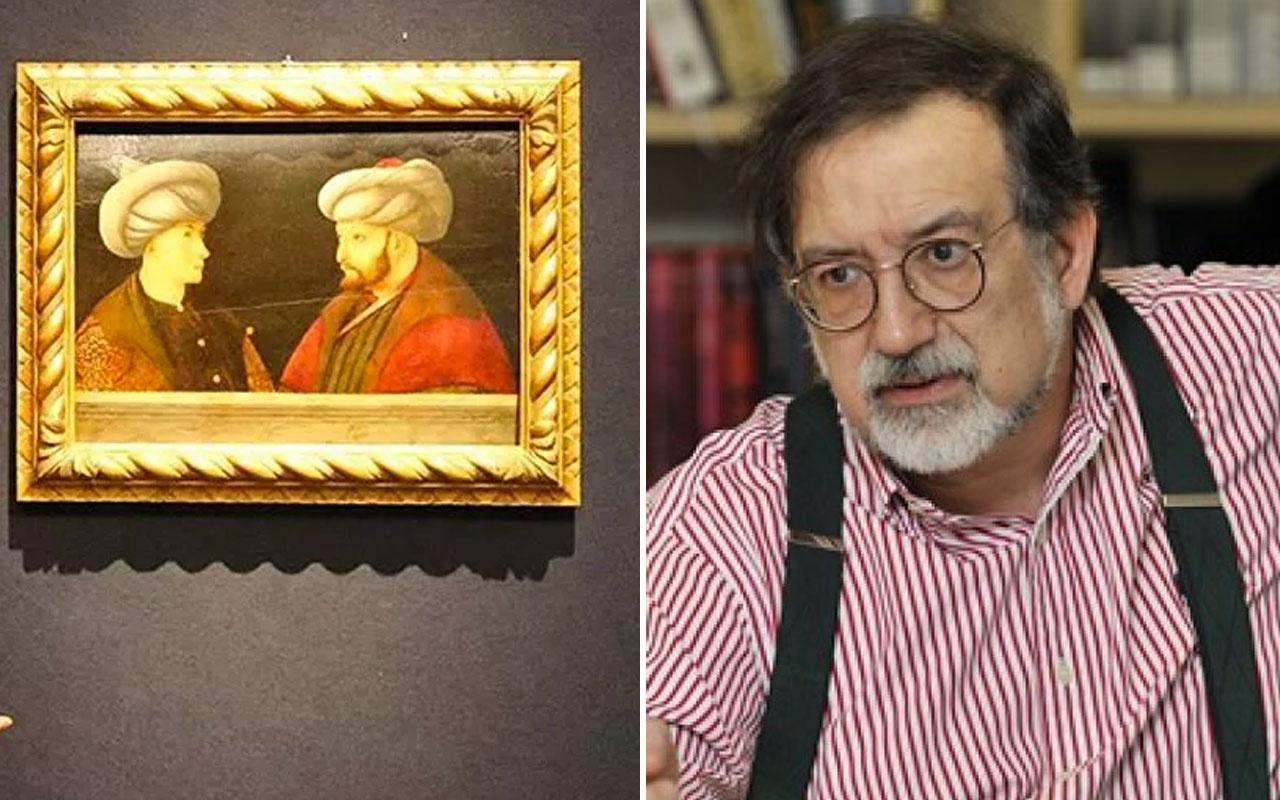 İBB'nin 8 milyon TL'ye aldığı Fatih'in tablosuyla ilgili Murat Bardakçı'dan bomba açıklamalar