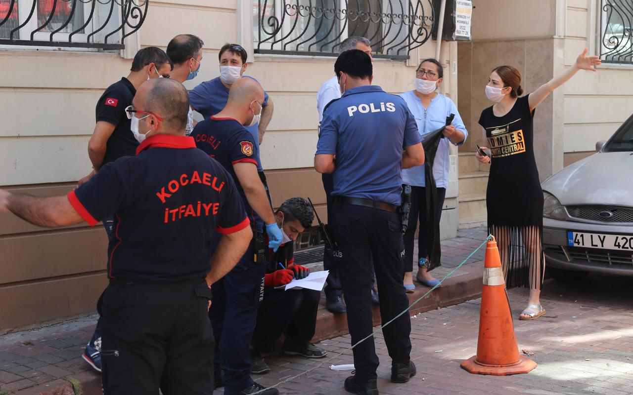 Kocaeli'de yayılan kötü koku üzerine ceset ihbarı polisi harekete geçirdi