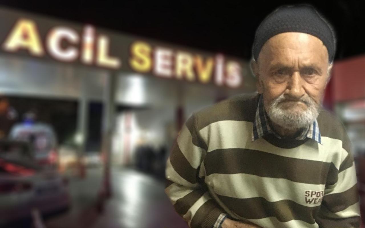 Kütahya'da kaybolan epilepsi hastası yaşlı adam bulundu