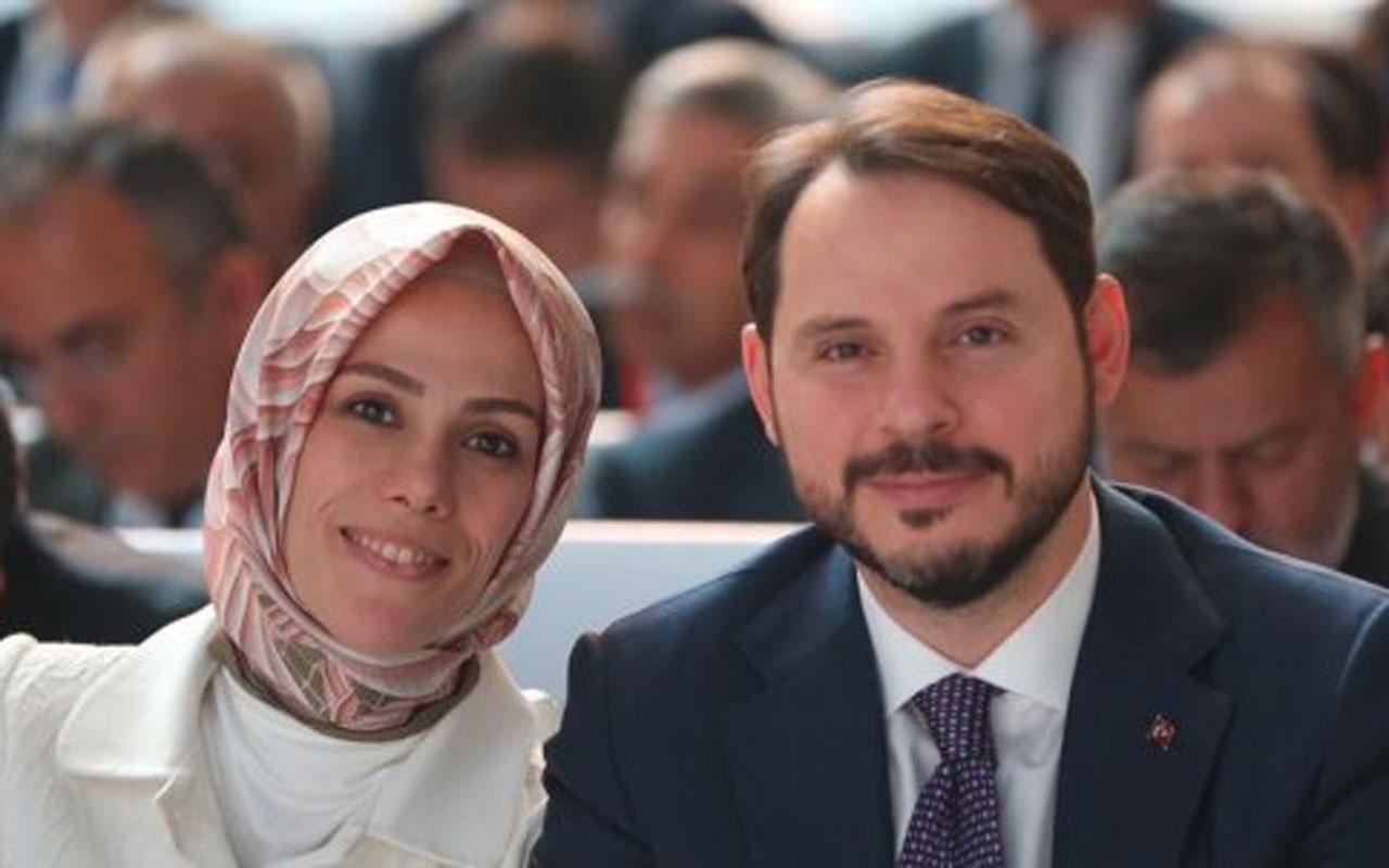 Berat Albayrak ve eşi Esra Erdoğan hakkındaki çirkin paylaşıma soruşturma