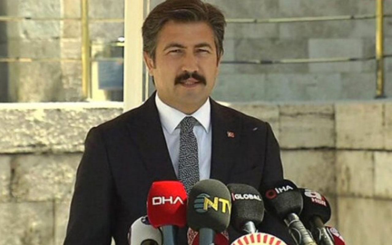 AK Parti çoklu baro teklifini Meclis'e sundu Cahit Özkan'dan açıklamalar