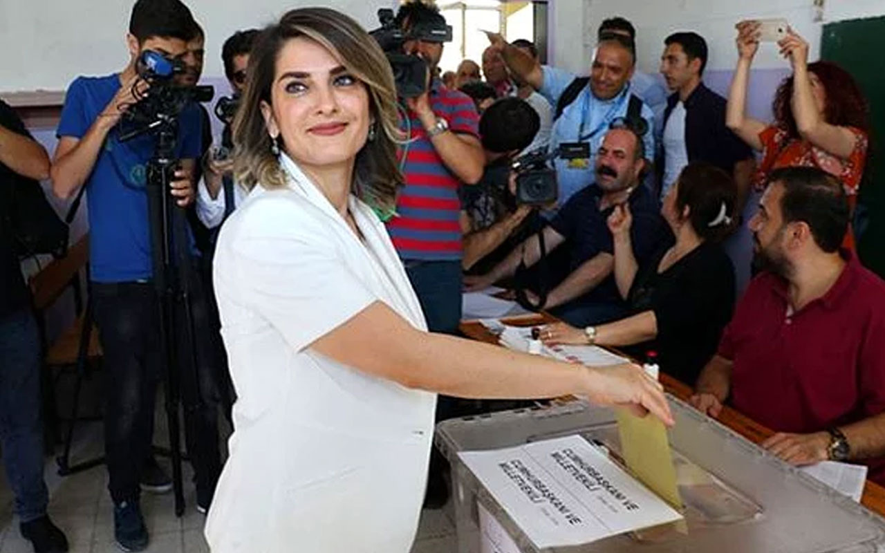 Başak Demirtaş'tan Esra Albayrak'a destek mesajı