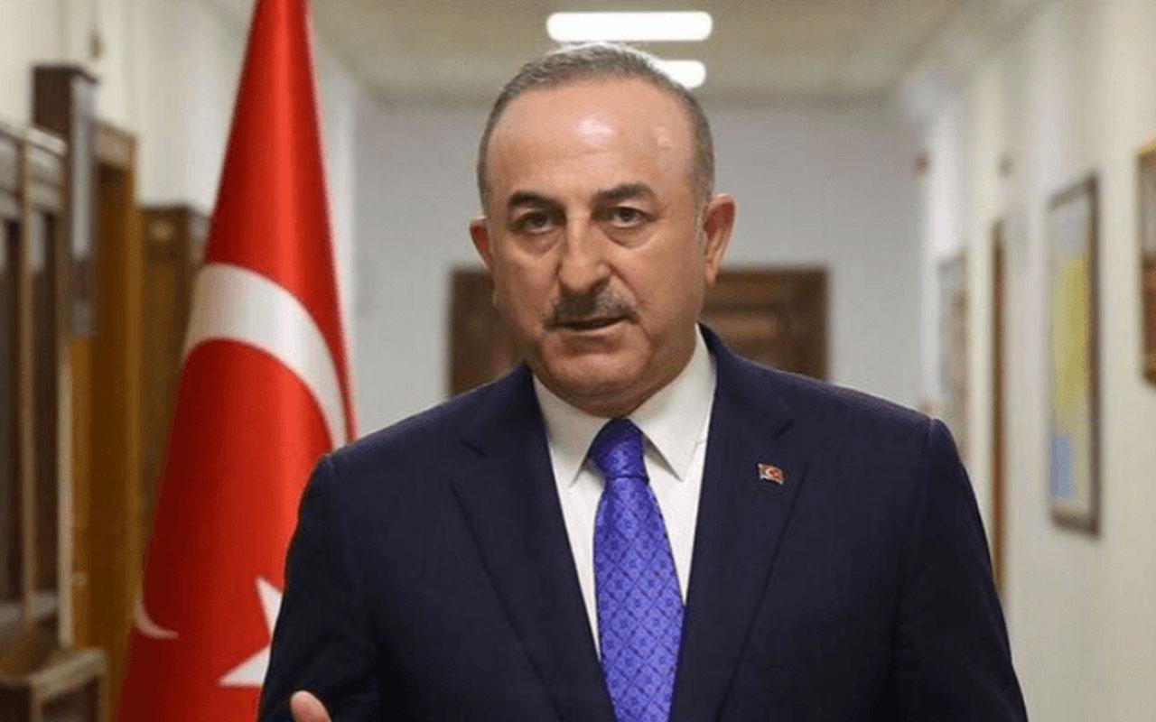Çavuşoğlu: Kalıcı siyasi çözüm, Suriyelilerin çektiği acıya son vermenin tek yolu
