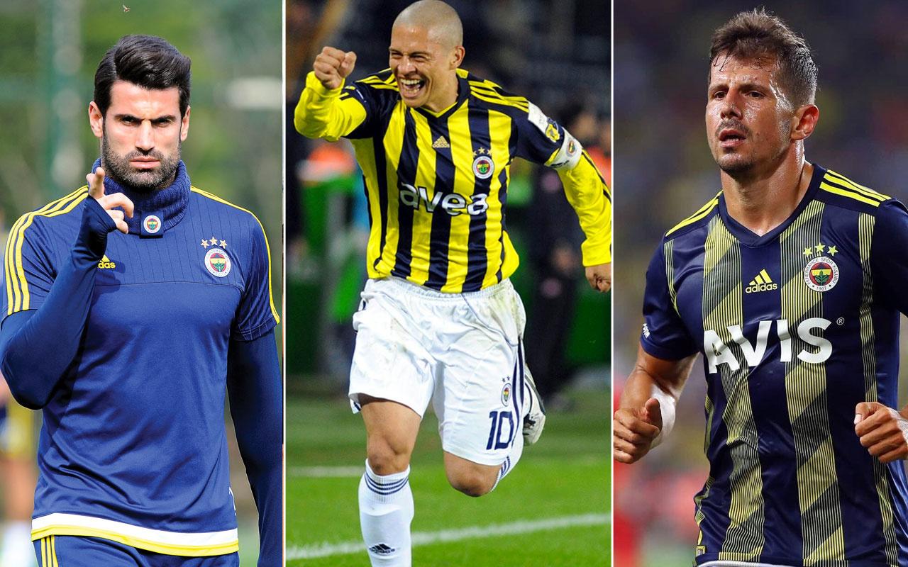 Fenerbahçe'den Emre Alex ve Volkan'a jübile hazırlığı
