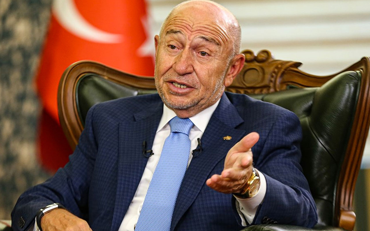 Nihat Özdemir'den hakem hatalarına yanıt: Hangimiz hatasısız