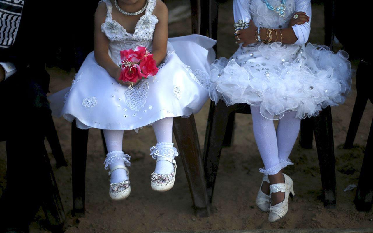 BM'den acı rapor: 33 bin kız çocuğu yaşlı adamlarla evlenmeye zorlanacak