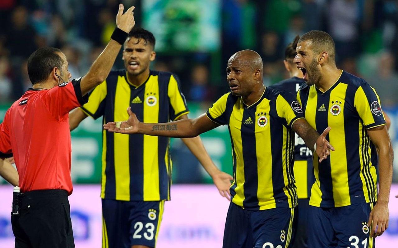 Fenerbahçe'den gidenler coşuyor! Ayew'i Mourinho istiyor