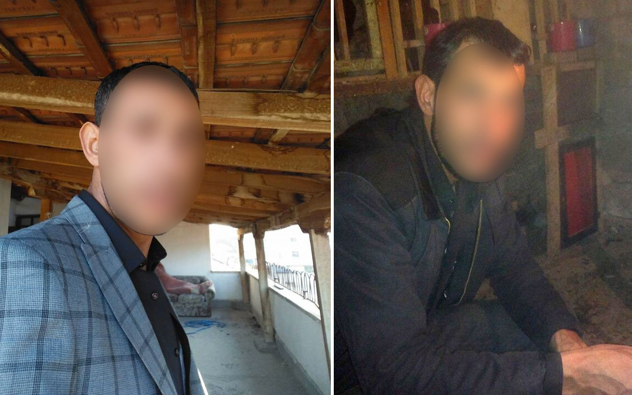 3 yaşındaki çocuğu öldüren Pis Harun bakın nerede yakalandı