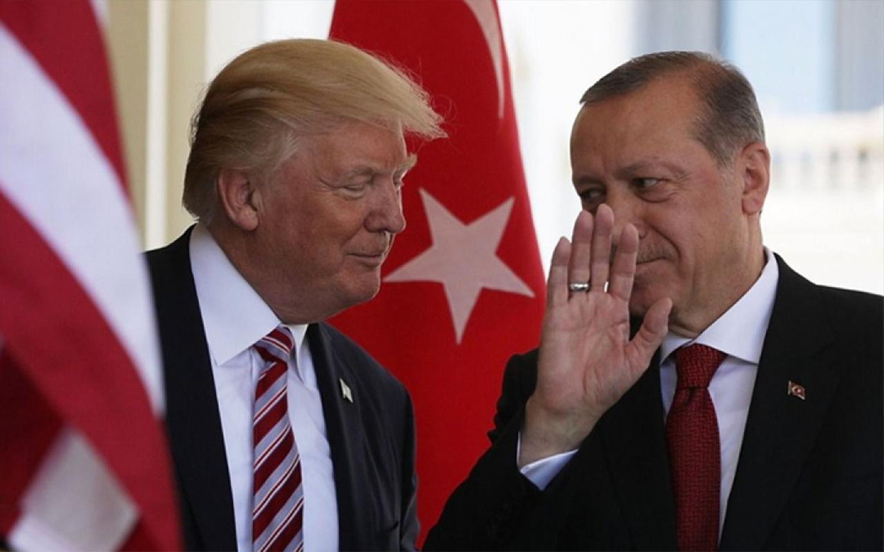 Trump-Erdoğan görüşmesi basına sızdı! Merkel'e 'salak' demiş