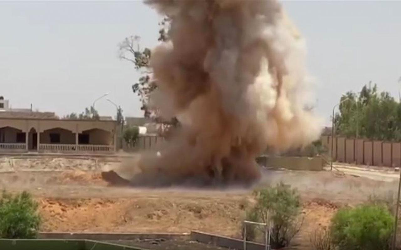 Suriye'de YPG/PKK'nın döşediği mayın patladı 1 çocuk öldü