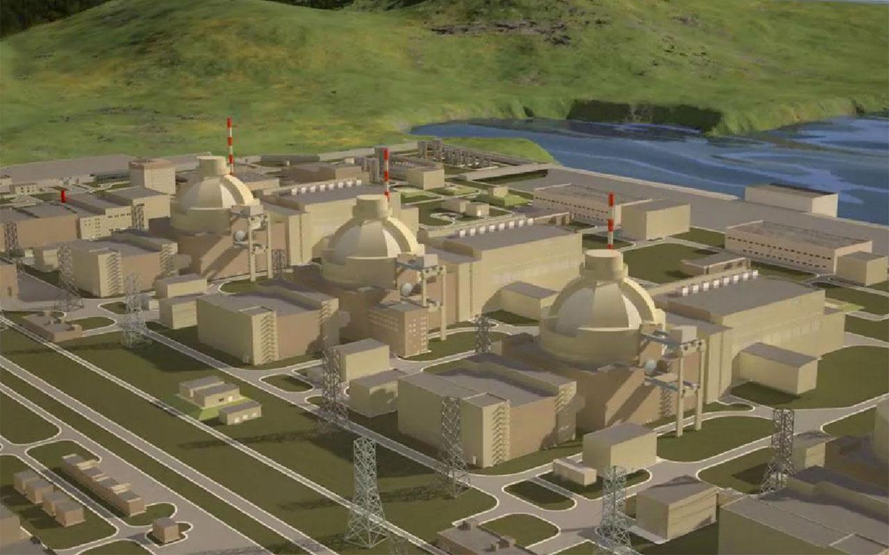 Akkuyu NGS'nin ilk ünitesinde kullanılacak buhar jeneratörlerinin üretimi tamamlandı