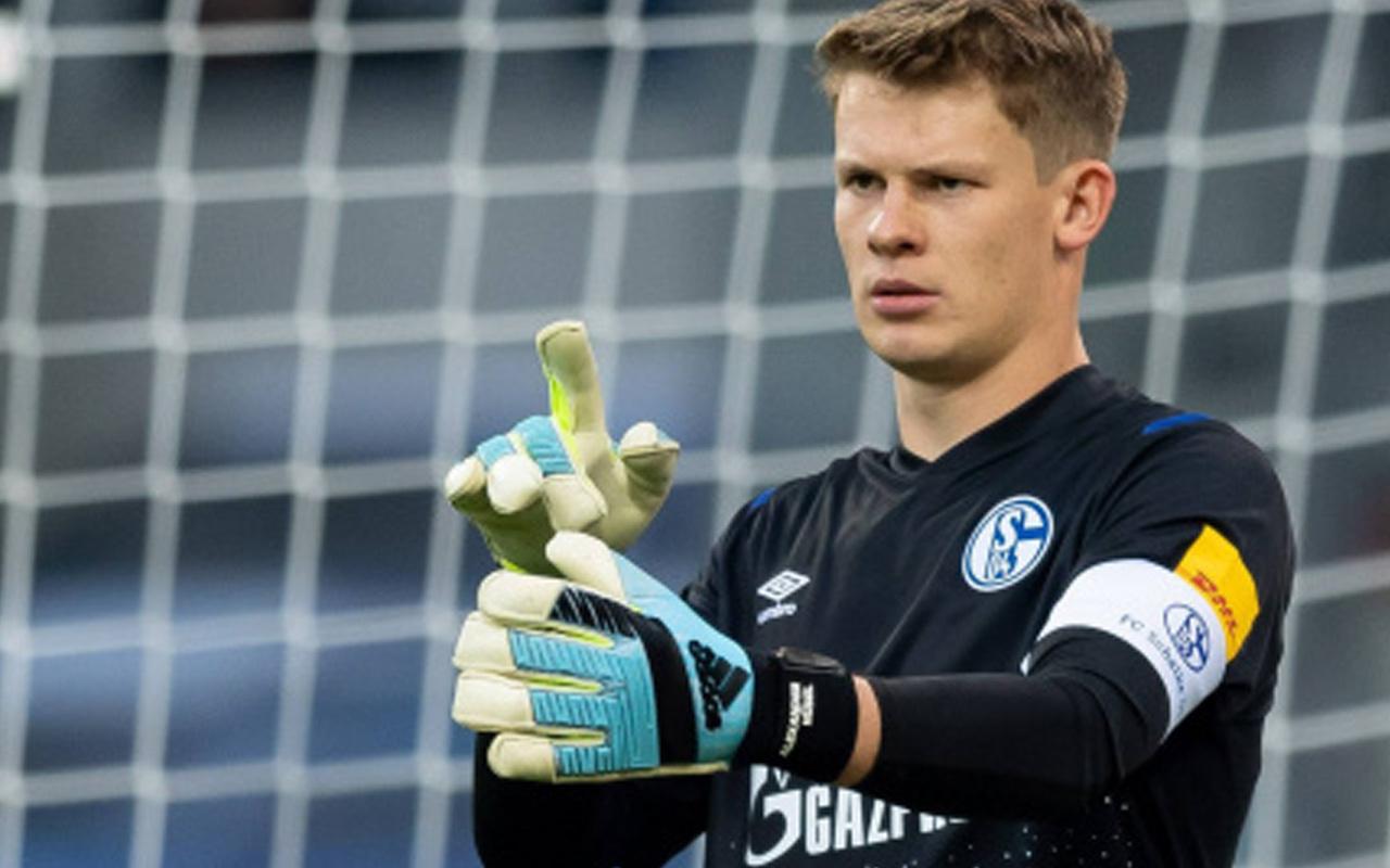 Bayern Münih Alexander Nübel'e formayı taktı