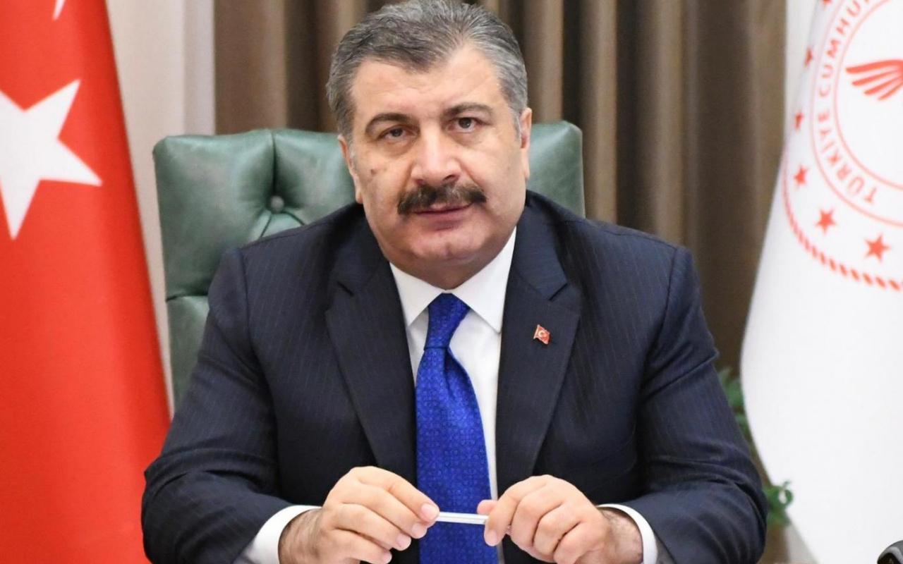 Sağlık Bakanı Fahrettin Koca, vakaların artışa geçtiği 5 ili açıkladı