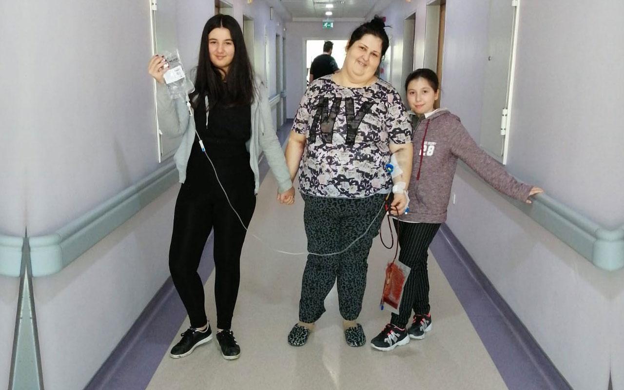 Koronadan korktu şeker ameliyatı oldu 3 ayda 32 kilo verdi