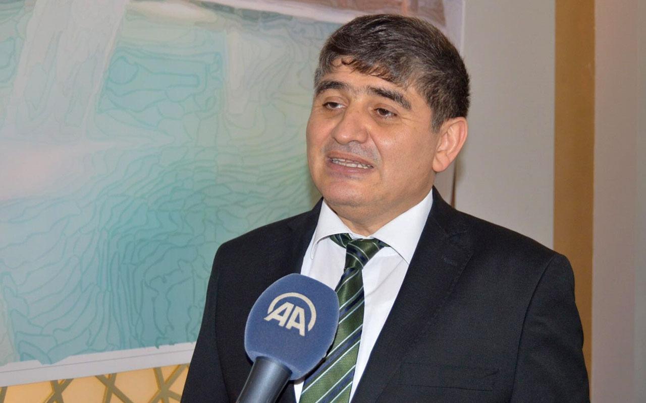 Katar Büyükelçiliğine Mehmet Mustafa Göksu atandı