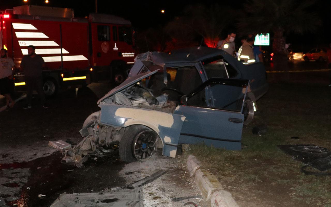 İzmir'de korkunç kaza! Hamile kadın öldü, 5 kişi yaralandı