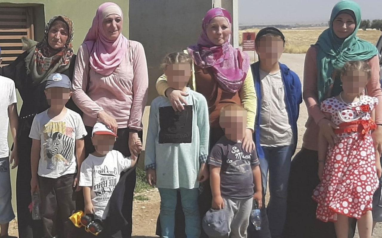 Interpol tarafından aranan 4 DEAŞ'lı Kilis'te yakalandı