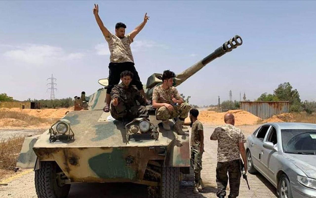 Libya Müftülüğünden 'Rus paralı askerlere karşı seferberlik' fetvası