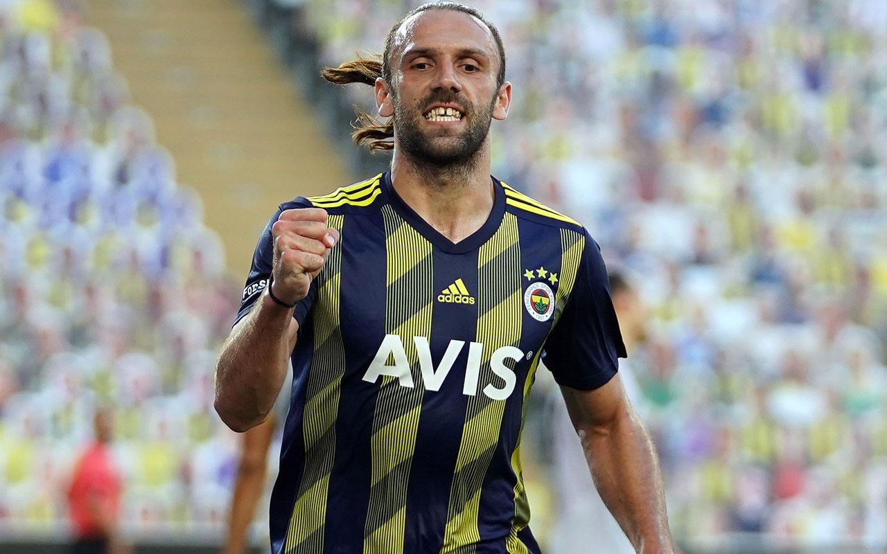 Vedat Muriç, Fenerbahçe'den ayrılacak mı? İşte yanıtı