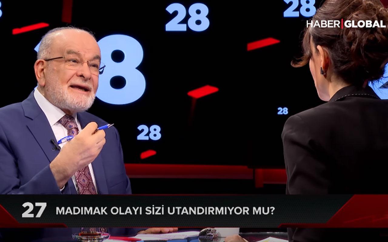 Temel Karamollaoğlu'na olay Madımak sorusu : Utanıyor musunuz?