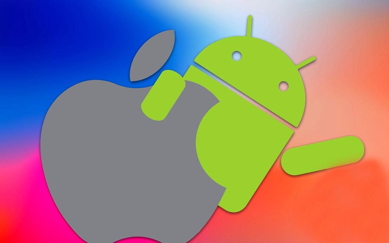 Android'e iPhone'daki özellik geliyor AirDrop teknolojisinin benzeri