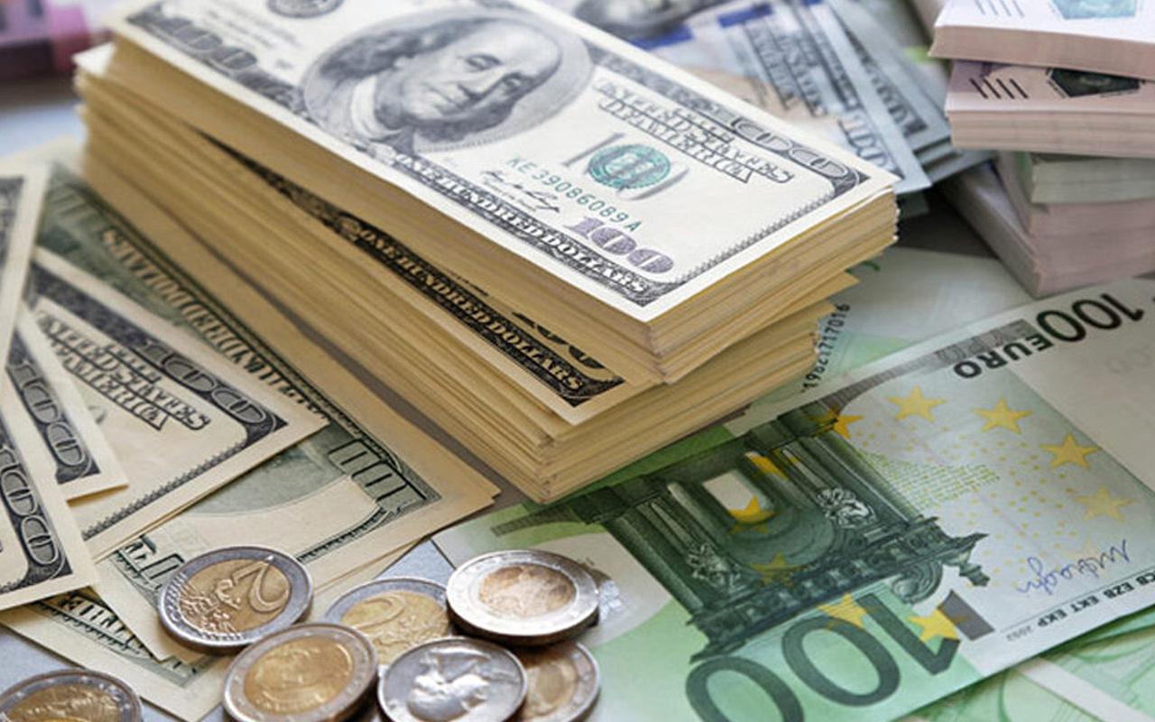 Merkez Bankası istatistikleri açıkladı: Döviz hesapları 574 milyon dolar arttı