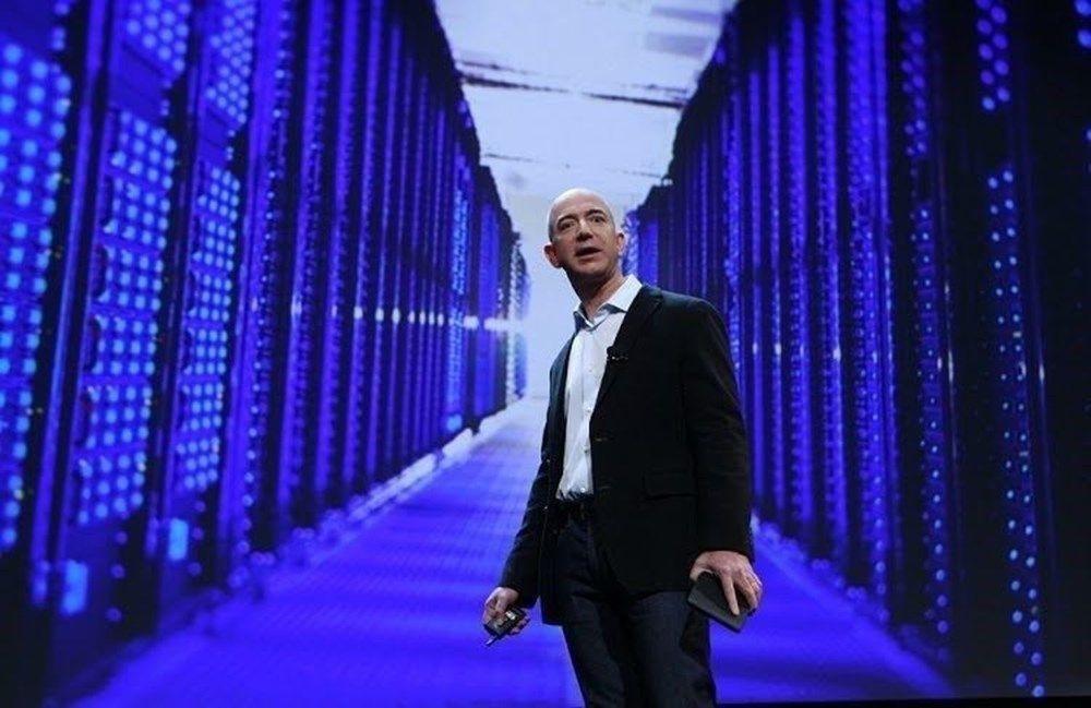 Jeff Bezos koronavirüs sürecinde servetiyle rekor tazeledi