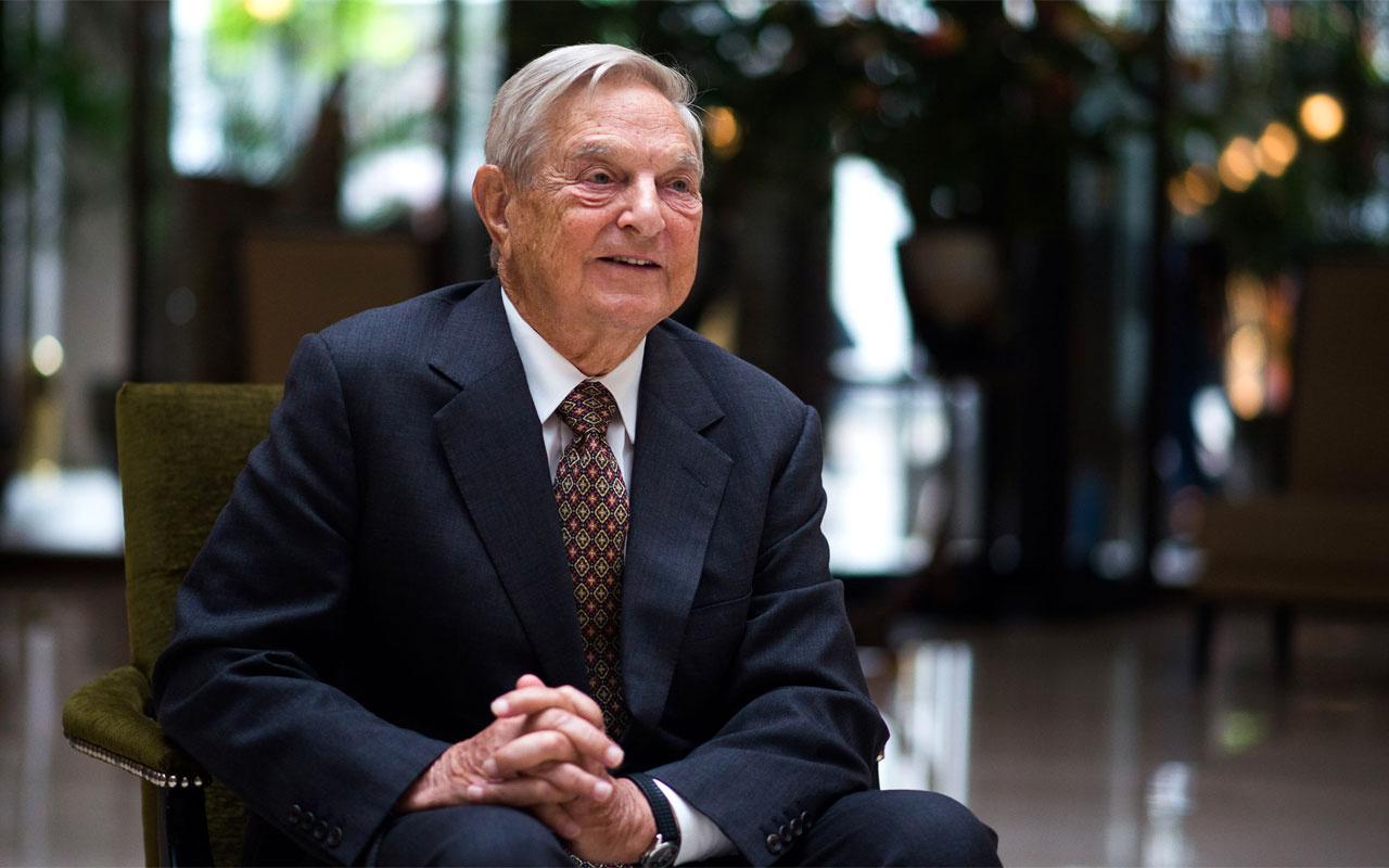 George Soros'un terörist ilan edilmesi için 240 bin imza toplandı