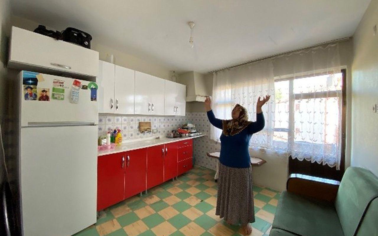 Sakarya'da 5 çocuklu anne ev istiyor Böbrek hastası Resul Cumhurbaşkanı'na seslendi