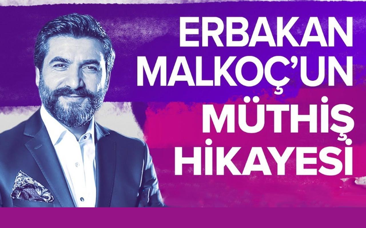Erbakan Malkoç'un müthiş hikayesi