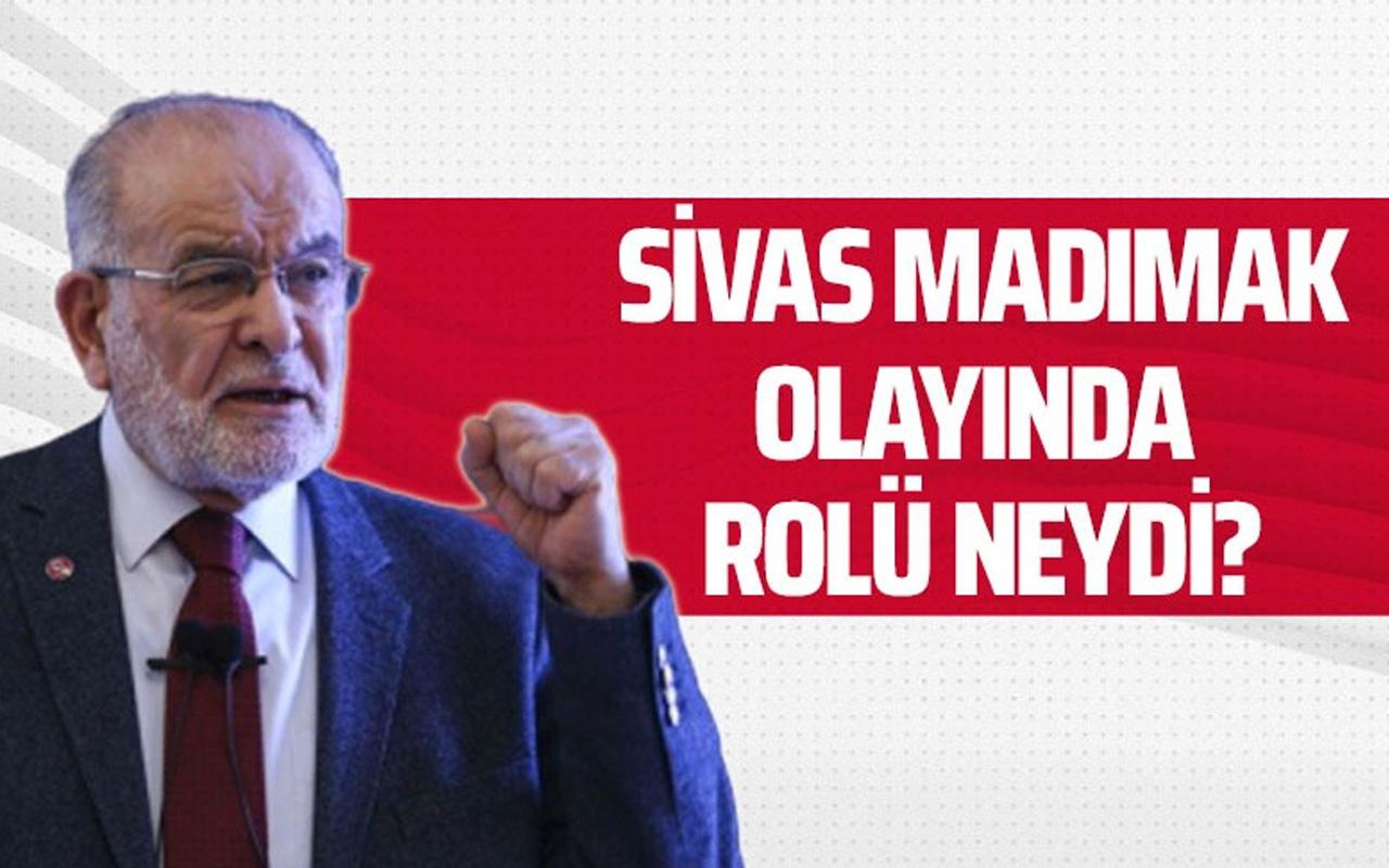 Temel Karamollaoğlu'nun Sivas Madımak'ta rolü neydi?