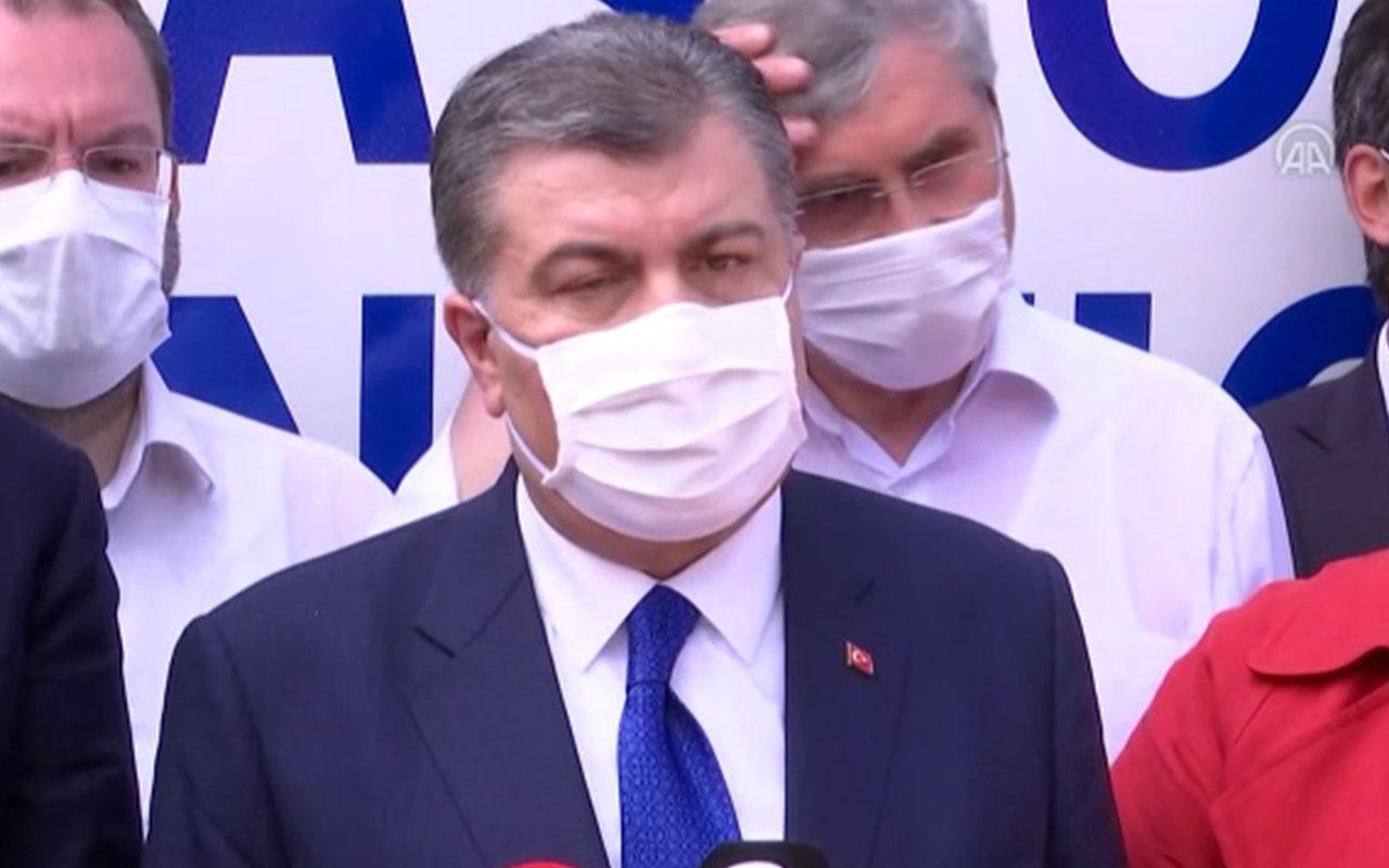Sağlık Bakanı Fahrettin Koca: Hayatını kaybeden 4 vatandaşımız oldu