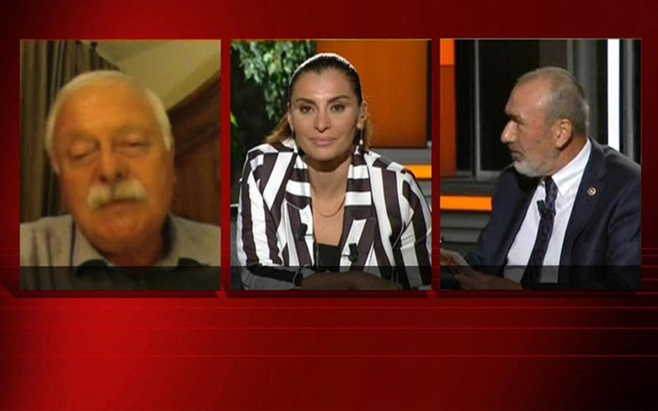 FETÖ Meclis'e ilk ne zaman girdi! Eski bakan CNN TÜRK canlı yayında açıkladı