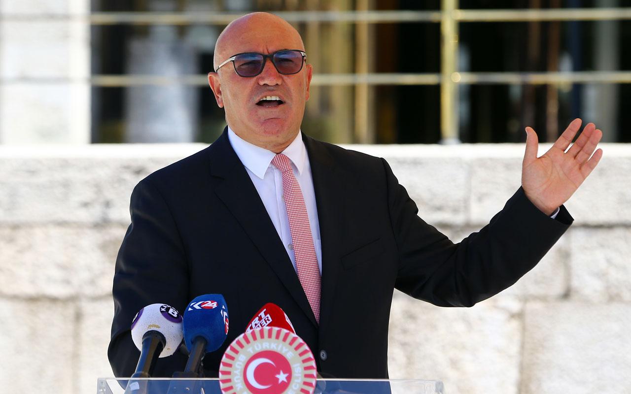 CHP'li Mahmut Tanal Kovid-19 test sonuçları açıklandı