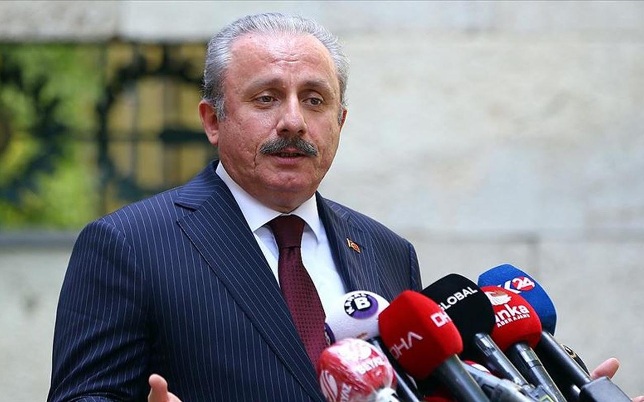 Mustafa Şentop'tan yeni anayasa için dikkat çeken sözler