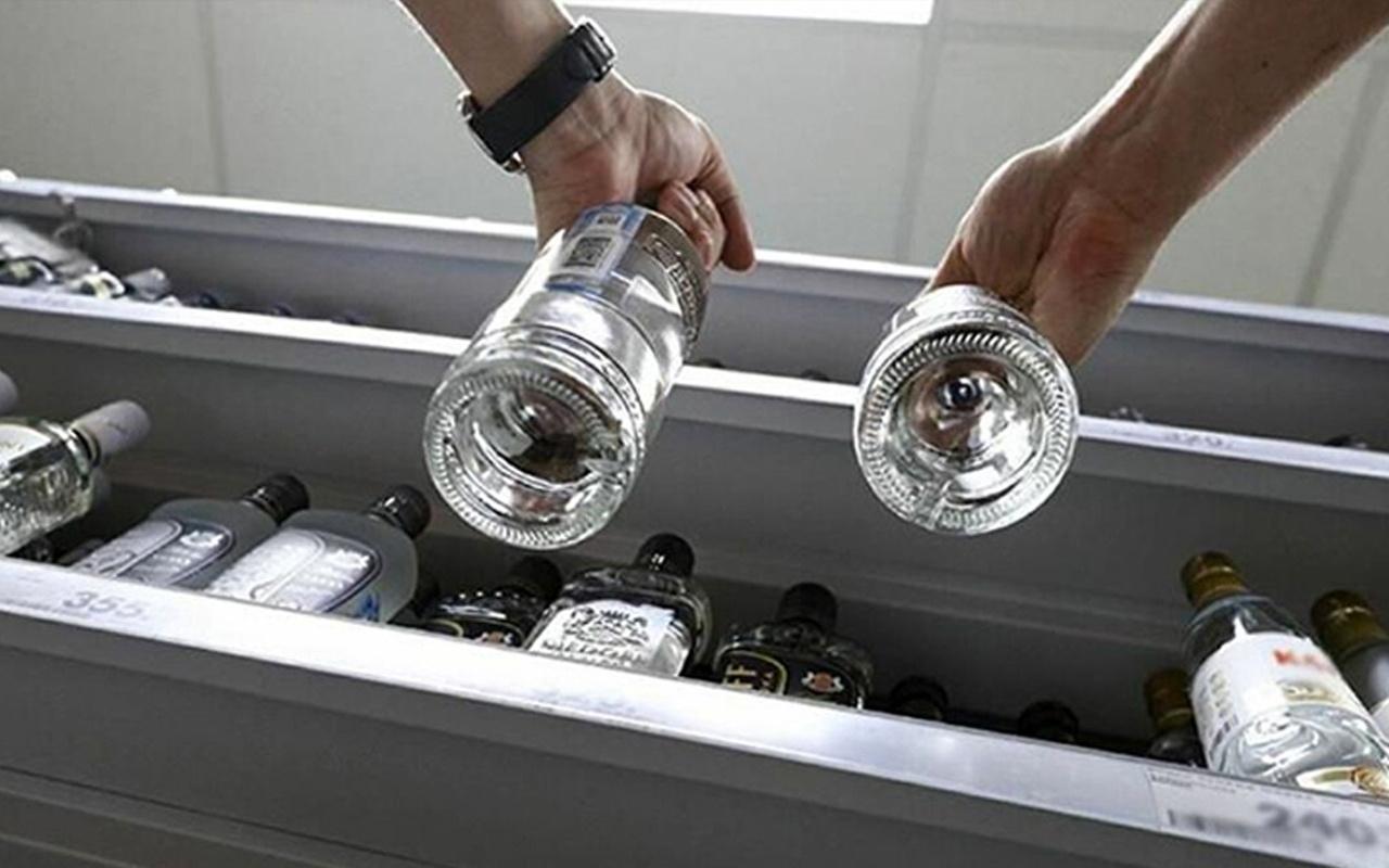 İçişleri Bakanlığı'ndan kaçak ve sahte alkol açıklaması