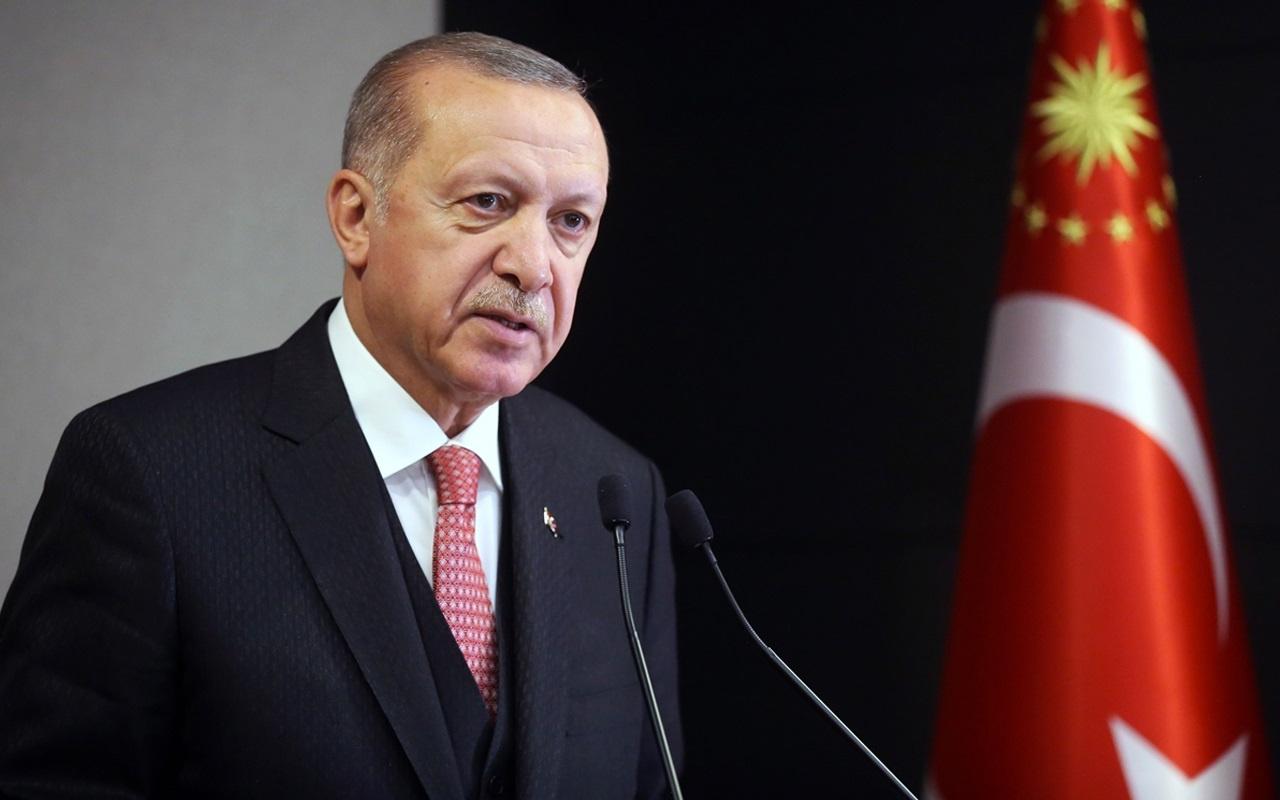 Cumhurbaşkanı Erdoğan'dan AB'nin seyahat kısıtlaması kararına sert tepki
