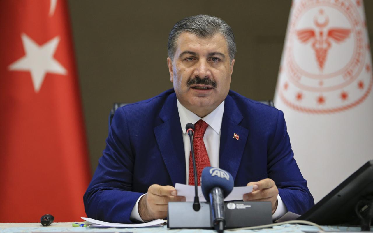 Sağlık Bakanı Fahrettin Koca koronavirüse yakalanan doktorun mesajını paylaştı